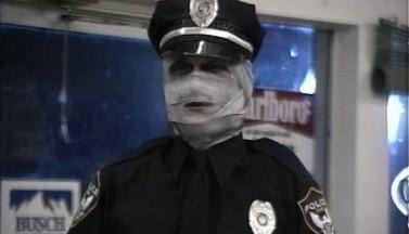 Зомби-полицейский (1991) малобюджетный трэш
